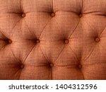 closeup sofa cloth brown color...   Shutterstock . vector #1404312596