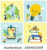 vector concept illustrations of ...   Shutterstock .eps vector #1404431009