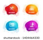 liquid badges. set of startup... | Shutterstock .eps vector #1404464330