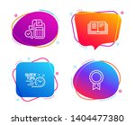 quick tips  education and bill... | Shutterstock .eps vector #1404477380