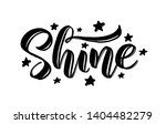 shine hand drawn brush...   Shutterstock .eps vector #1404482279