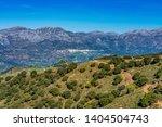 landscape of sierra de...   Shutterstock . vector #1404504743