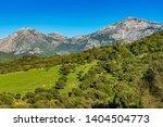 landscape near ubrique  cadiz....   Shutterstock . vector #1404504773
