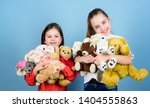 child care. sisters best... | Shutterstock . vector #1404555863