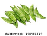 hyacinth bean | Shutterstock . vector #140458519