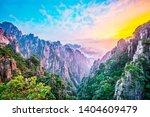 Xihai Great Canyon  West Sea...