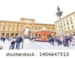 florence  italy   april 10 ... | Shutterstock . vector #1404647513