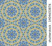 seamless oriental ornamental...   Shutterstock .eps vector #1404653876