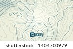 the stylized height of the... | Shutterstock .eps vector #1404700979