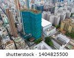 sham shui po  hong kong 06 may... | Shutterstock . vector #1404825500