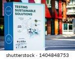 gothenburg  sweden   may 5th ...   Shutterstock . vector #1404848753