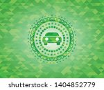 car seen from front icon inside ... | Shutterstock .eps vector #1404852779