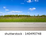 country road | Shutterstock . vector #140490748