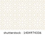 seamless pattern in authentic... | Shutterstock .eps vector #1404974336