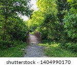 One Of The Green Trails At Ble...