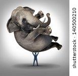 leadership solutions business... | Shutterstock . vector #140500210