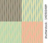 vector seamless pattern  set of ... | Shutterstock .eps vector #140503489