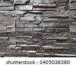 stone brick wall  texture ... | Shutterstock . vector #1405038380