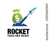Design Logo Concept Of Rapid...