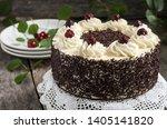 Black Forest Cake  Schwarzwald...