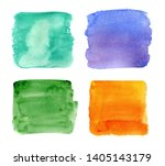 color highlight stripes  square ... | Shutterstock . vector #1405143179
