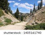 Albion Basin Mountain Pass ...