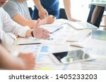business group or business... | Shutterstock . vector #1405233203
