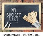 motivational and inspirational... | Shutterstock . vector #1405253183