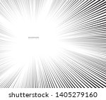 speed lines flying particles... | Shutterstock .eps vector #1405279160