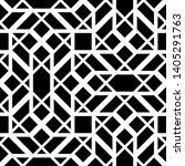 design seamless monochrome... | Shutterstock .eps vector #1405291763