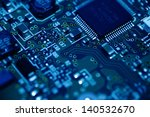 electronic component | Shutterstock . vector #140532670