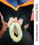 byenior thai students after...   Shutterstock . vector #1405327676