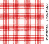 red classic checkered...   Shutterstock .eps vector #1405359320
