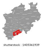 rhein sieg kreis red... | Shutterstock . vector #1405361939