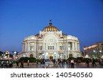 mexico city   february 3  2013  ...   Shutterstock . vector #140540560