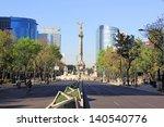 mexico city   february  3  2013 ...   Shutterstock . vector #140540776