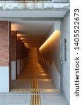 descent to the underpass ... | Shutterstock . vector #1405522673