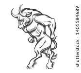 ancient greek mythological...   Shutterstock .eps vector #1405584689