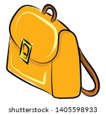 this is an executive bag.... | Shutterstock .eps vector #1405598933