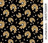 summer golden seamless pattern. ...   Shutterstock .eps vector #1405733009