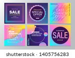 sale banners template for...   Shutterstock .eps vector #1405756283