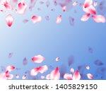 japanese cherry blossom pink... | Shutterstock .eps vector #1405829150