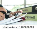 document report or business... | Shutterstock . vector #1405870289