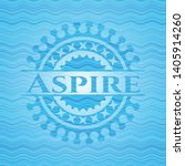 aspire water concept style... | Shutterstock .eps vector #1405914260