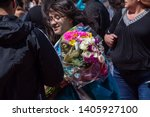 santa fe  new mexico  usa 05 23 ...   Shutterstock . vector #1405927100