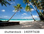 Tropical Scene  Philippines