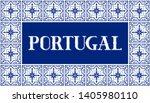 portugal travel illustration... | Shutterstock .eps vector #1405980110