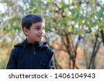 Portrait Of A Little Boy...