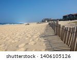 French atlantic coast Hossegor Soorts