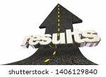 results outcome successful...   Shutterstock . vector #1406129840
